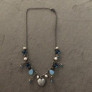 💙 beaded necklace 💙